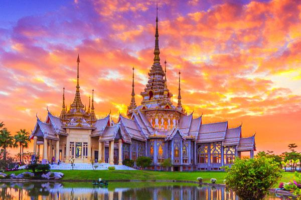 Thái Lan - Xứ sở chùa vàng